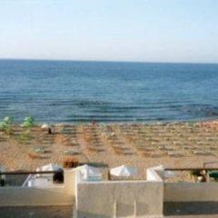 Smaragdine Beach Hotel пляж фото 2