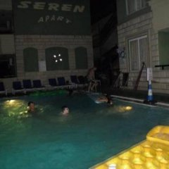 Отель Seren Apart Мармарис бассейн фото 3
