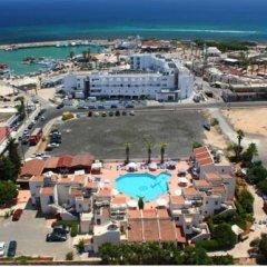 Alexia Hotel Apartments пляж фото 2