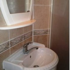 Waterside Apartment Турция, Белек - отзывы, цены и фото номеров - забронировать отель Waterside Apartment онлайн ванная фото 2