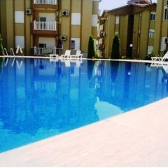 Waterside Apartment Турция, Белек - отзывы, цены и фото номеров - забронировать отель Waterside Apartment онлайн бассейн фото 3