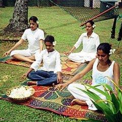 Отель Life Ayurveda Resort фитнесс-зал