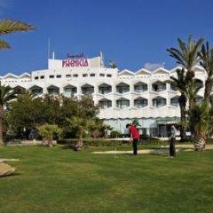 Отель Sentido Phenicia парковка