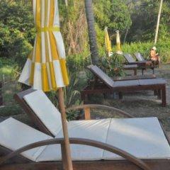 Отель Tenta Nakara Resort and Restaurant Таиланд, Ко-Нака-Яй - отзывы, цены и фото номеров - забронировать отель Tenta Nakara Resort and Restaurant онлайн бассейн фото 2