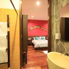 Отель Devara Pool Villa Паттайя ванная фото 2