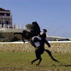 Отель Son Granot Испания, Ес-Кастель - отзывы, цены и фото номеров - забронировать отель Son Granot онлайн фитнесс-зал