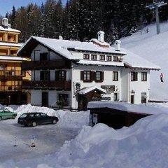 Отель Meublé Della Nouva Грессан парковка