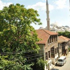 Ottoman Palace Hotel Edirne Турция, Эдирне - 1 отзыв об отеле, цены и фото номеров - забронировать отель Ottoman Palace Hotel Edirne онлайн балкон