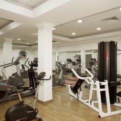 Отель Рамада Пловдив Тримонциум фитнесс-зал фото 3
