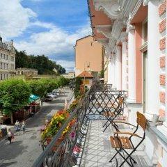 Salvator Hotel балкон
