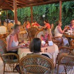 Отель Melis Otel Side питание фото 3