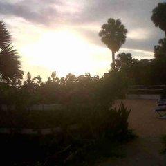 Treasure Beach Hotel Треже-Бич приотельная территория