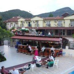 Native Hotel Турция, Олудениз - отзывы, цены и фото номеров - забронировать отель Native Hotel онлайн приотельная территория