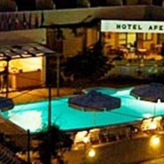 Hotel Afea спортивное сооружение