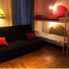 Hostel Budapest Center комната для гостей фото 3
