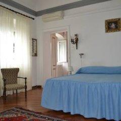 Отель Villa D'Albertis Генуя комната для гостей фото 3