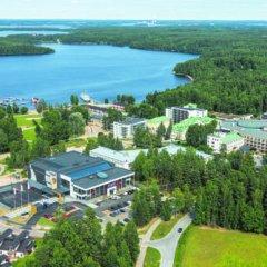 Отель Holiday Club Saimaa Hotel Финляндия, Рауха - 12 отзывов об отеле, цены и фото номеров - забронировать отель Holiday Club Saimaa Hotel онлайн пляж