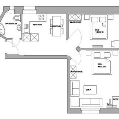 Апартаменты Business Y Holiday Apartments Zürich Цюрих парковка