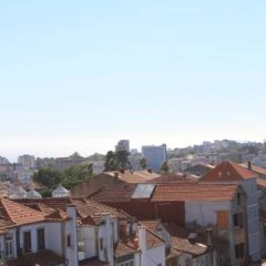 Отель Family & Fun !! Oporto Low Cost Rooms балкон