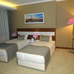 Отель Moon Light Otel сейф в номере