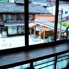 Отель Kiya Ryokan Япония, Мисаса - отзывы, цены и фото номеров - забронировать отель Kiya Ryokan онлайн балкон