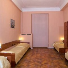 Хостел Пушкин комната для гостей фото 2