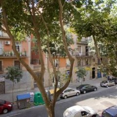 Отель Rent A Flat In Barcelona Poble Sec парковка