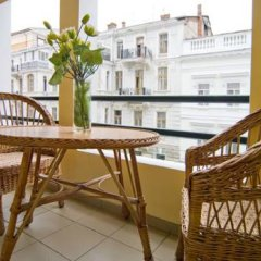 Апартаменты Парадиз Апартаменты Одесса балкон