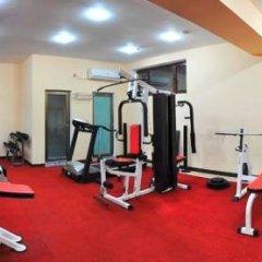 Отель HAYOT фитнесс-зал фото 3