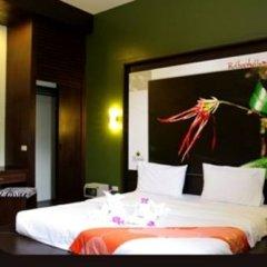 Отель Howdy Relaxing Hotel Таиланд, Краби - отзывы, цены и фото номеров - забронировать отель Howdy Relaxing Hotel онлайн комната для гостей фото 2