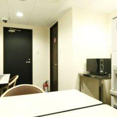 Отель Ginza Daiei Япония, Токио - отзывы, цены и фото номеров - забронировать отель Ginza Daiei онлайн комната для гостей фото 3