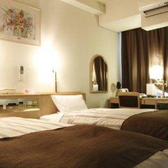 Отель Ginza Daiei Япония, Токио - отзывы, цены и фото номеров - забронировать отель Ginza Daiei онлайн комната для гостей фото 2