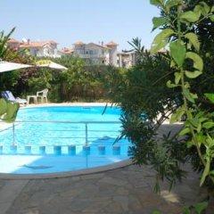 Belek Palas Hotel бассейн