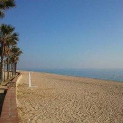 Отель Apartamentos Mitus пляж