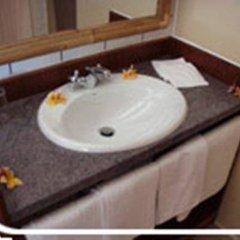 Отель Pension Motu Iti Французская Полинезия, Папеэте - отзывы, цены и фото номеров - забронировать отель Pension Motu Iti онлайн ванная фото 2