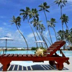 Отель Saffron Beach Шри-Ланка, Ваддува - отзывы, цены и фото номеров - забронировать отель Saffron Beach онлайн бассейн фото 3
