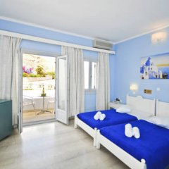Отель Glaros комната для гостей фото 5