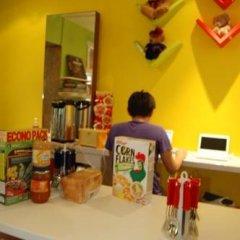 A Beary Good Hostel Сингапур в номере