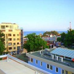 Апартаменты Menada Zornitsa Apartments балкон