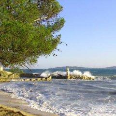 Отель Athénopolis пляж