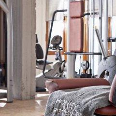 Отель Honeymoon Petra Villas фитнесс-зал фото 3