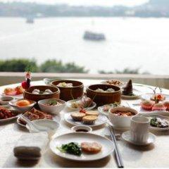 Lujiang Harbourview Hotel Xiamen Сямынь в номере