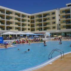 Hotel Apartamento Dunamar бассейн фото 2