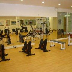 Hotel Apartamento Dunamar фитнесс-зал