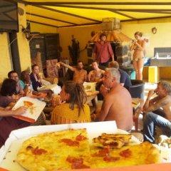 Los Amigos Hostel питание фото 3