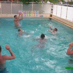Отель Dias бассейн