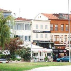 Day Aparts Hotel парковка