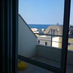 Апартаменты Sea View Apartments балкон
