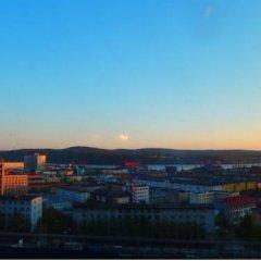 Апартаменты Murmansk Apartments Мурманск балкон
