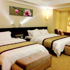 Отель Ruixiang Fangzhi Hotel Китай, Сямынь - отзывы, цены и фото номеров - забронировать отель Ruixiang Fangzhi Hotel онлайн комната для гостей фото 4